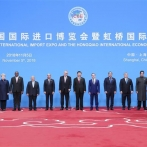 Inaugurata la prima China International Import Expo