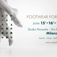 Milan Shoes And Accessories Fair - 15 - 17 Giugno 2019